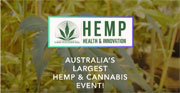 HHI Hemp Health & Innovation Expo 2018